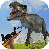 Game Wild Dinosaur Hunting 3D apk for kindle fire