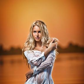 Andra by Iancu Cristi - People Fine Art ( glamour beauty )