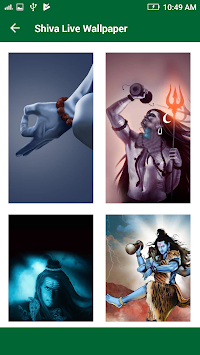 Lord Shiva HD Live Wallpaper 2017 : Mahakal Status APK screenshot thumbnail 8