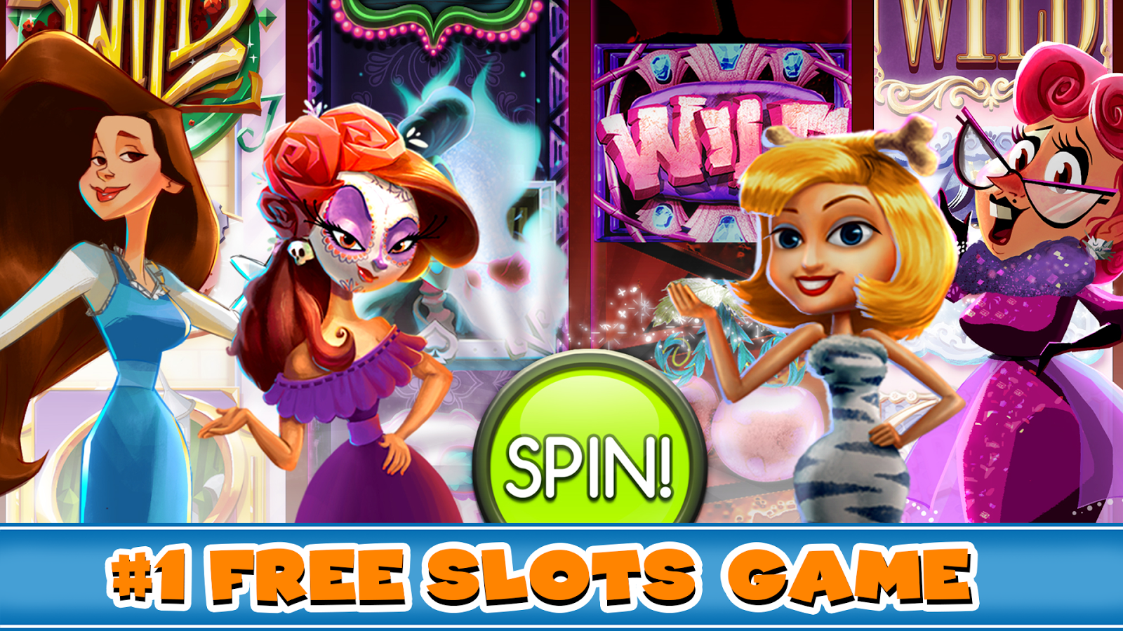 myVEGAS Slots - Free Casino Screenshot 5
