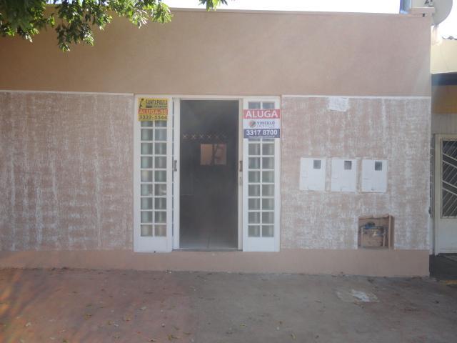 Ponto  comercial para locação, Pacaembu, Uberaba.