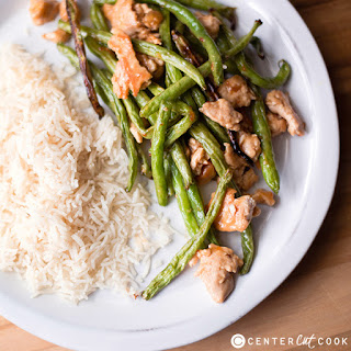 Spicy Chicken And Green Bean Stir Fry Recipes