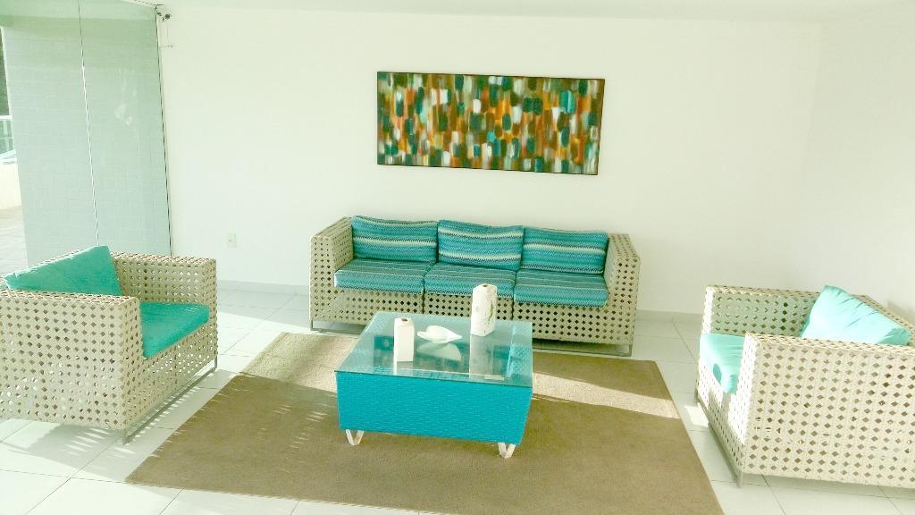 Apartamento residencial para locação, Jardim Oceania, João Pessoa - AP6048.