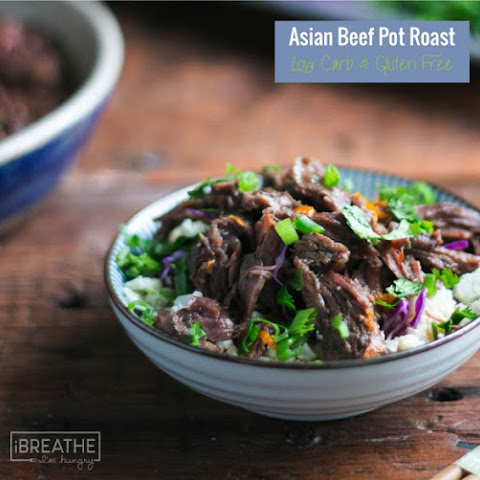 Asian Beef Pot Roast - Low Carb & Paleo