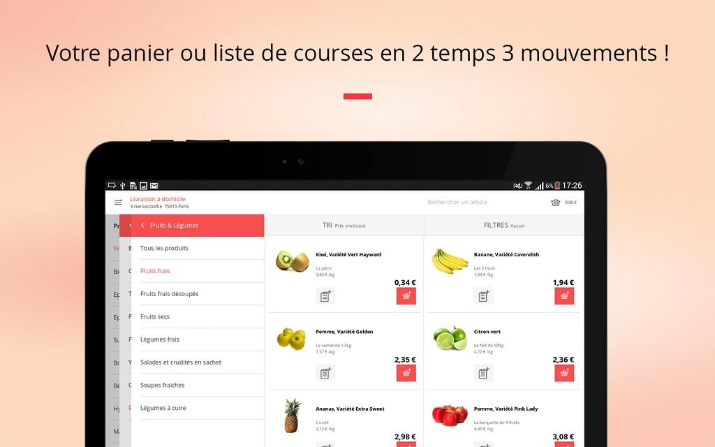 Monoprix Screenshot 11