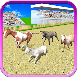 Real Farm Animal Racing 2016