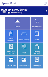 Free Download Epson iPrint APK for Samsung