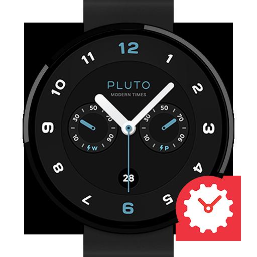 Modern Times watchface by Plut