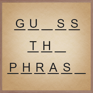 English Guess The Phrase For PC