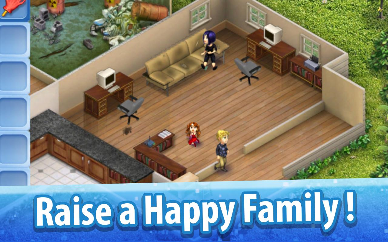 Virtual Families 2 Screenshot 7