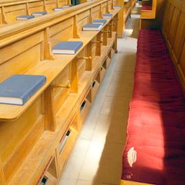 Church bench by Mafalda Costa - Buildings & Architecture Other Interior