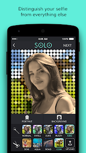 Solo Selfie - Video and Photo