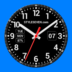 Analog Clock Constructor-7 for PC-Windows 7,8,10 and Mac