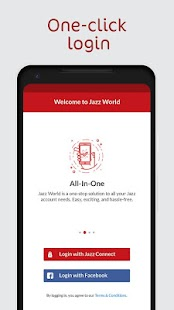 Jazz World - Manage Your Jazz Account for pc