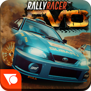 Rally Racer EVO® Icon