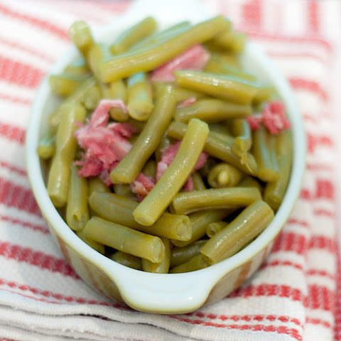 Old Fashioned Southern Green Beans