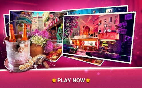 Hidden Objects - Love in Paris apk screenshot