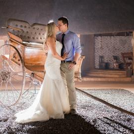 We did it by Lood Goosen (LWG Photo) - Wedding Bride & Groom ( kiss, wedding photography, wedding photographers, wedding day, weddings, wedding, groom and bride, wedding photographer, bride, groom, bride groom )