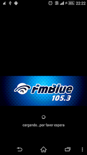FM Blue 105.3 - screenshot