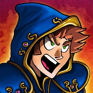 Cover art Tobuscus ventures: Wizards