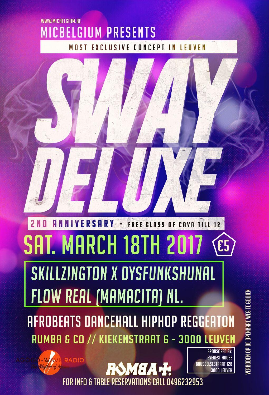 SWAY  Deluxe