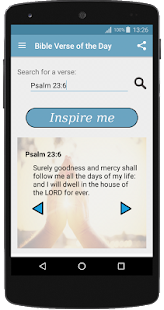 Bible Verse of the Day WEB - screenshot