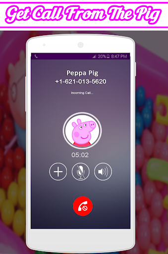 Call From Pepa Pig For PC