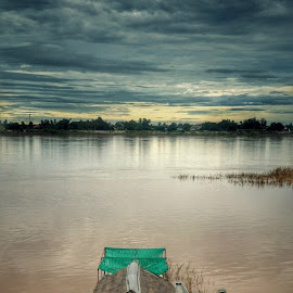 Mekong River, lao by Leana Niemand - Landscapes Travel