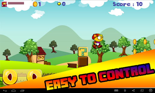 Super Alien Rescue Adventure - screenshot