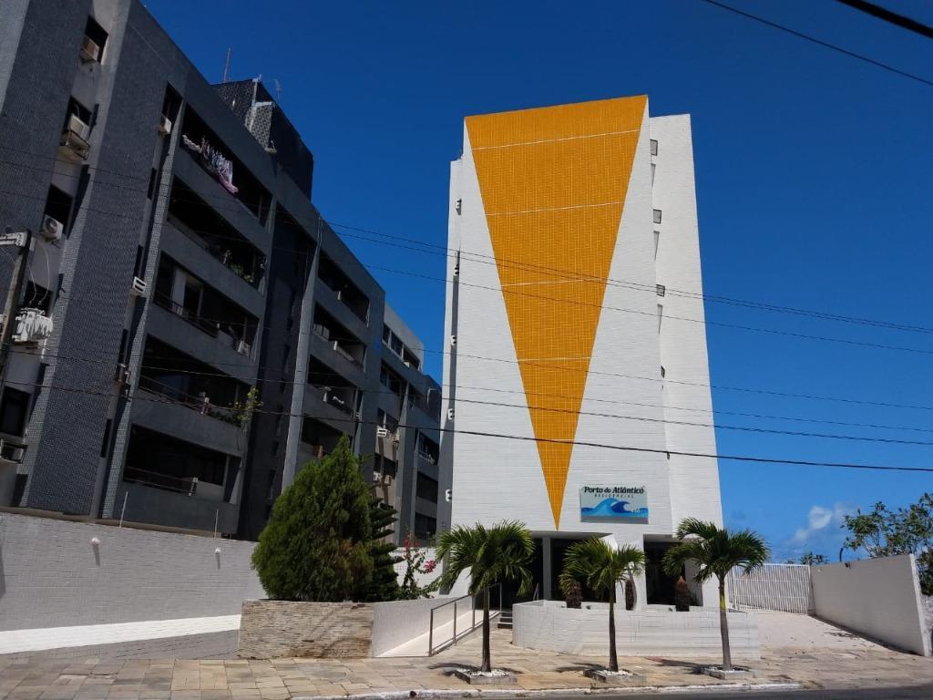 Apartamento com 3 dormitórios à venda, 94 m² por R$ 390.000 - Bessa - João Pessoa/PB