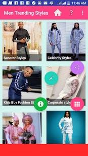 African Men Trending Fashion  Styles