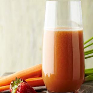 Carrot Apple Strawberry Juice Recipes