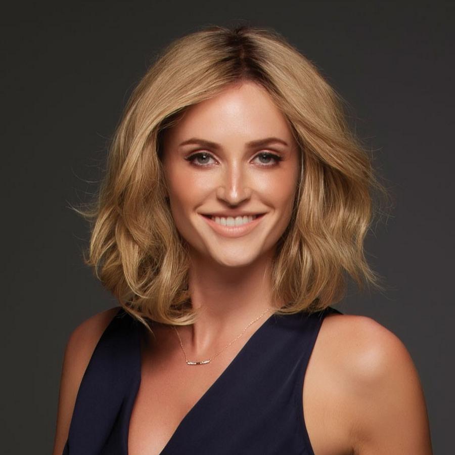Nicole (smartlace human hair) wig