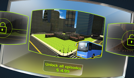 Bus Driver 3D screenshot 12