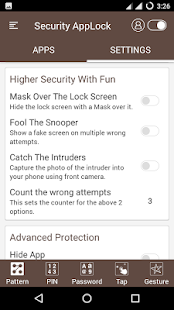 Security AppLock for Android APK for Bluestacks