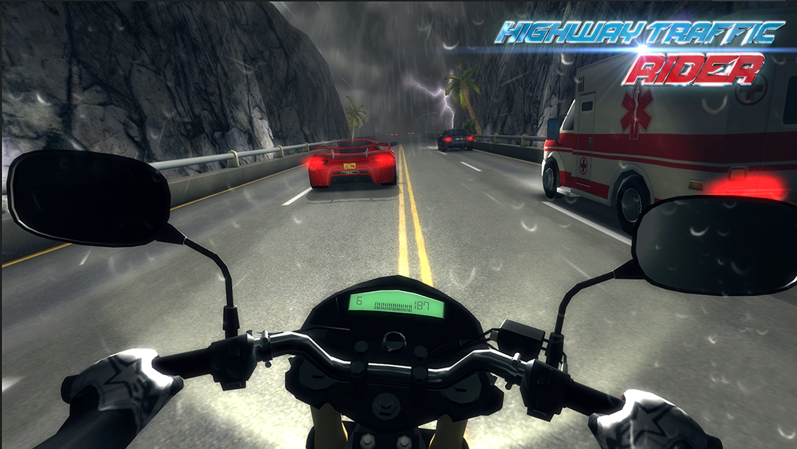 Highway Traffic Rider Screenshot 2