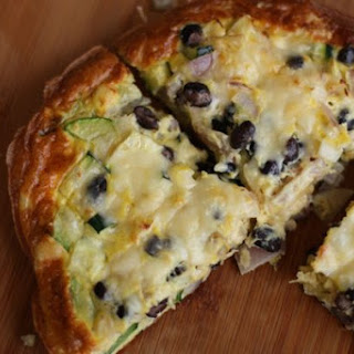 Black Bean Frittata Recipes