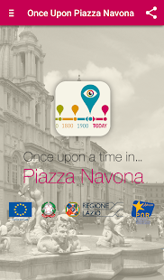 Once upon in Piazza Navona - screenshot