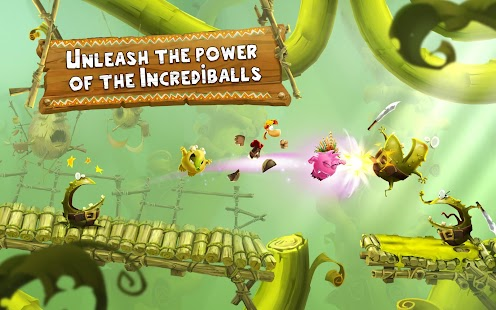 Free Rayman Adventures APK for Windows 8
