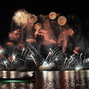 by Sanjiban Ghosh - Public Holidays Other ( fireworks, fire, new year, dipawali, diwali, 2014 )