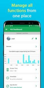 Teen Time - Parental Control, Screen Time & GPS