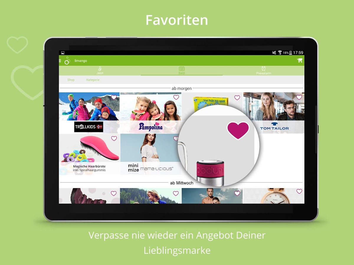 Limango - Familien Shop Screenshot 16