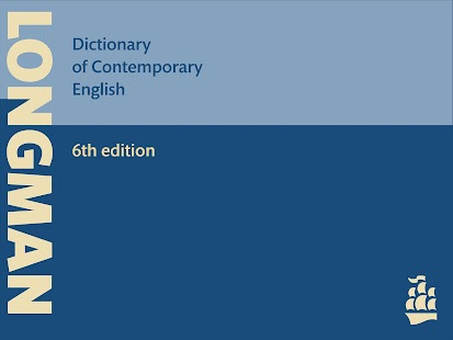 Longman Dictionary of English Screenshot