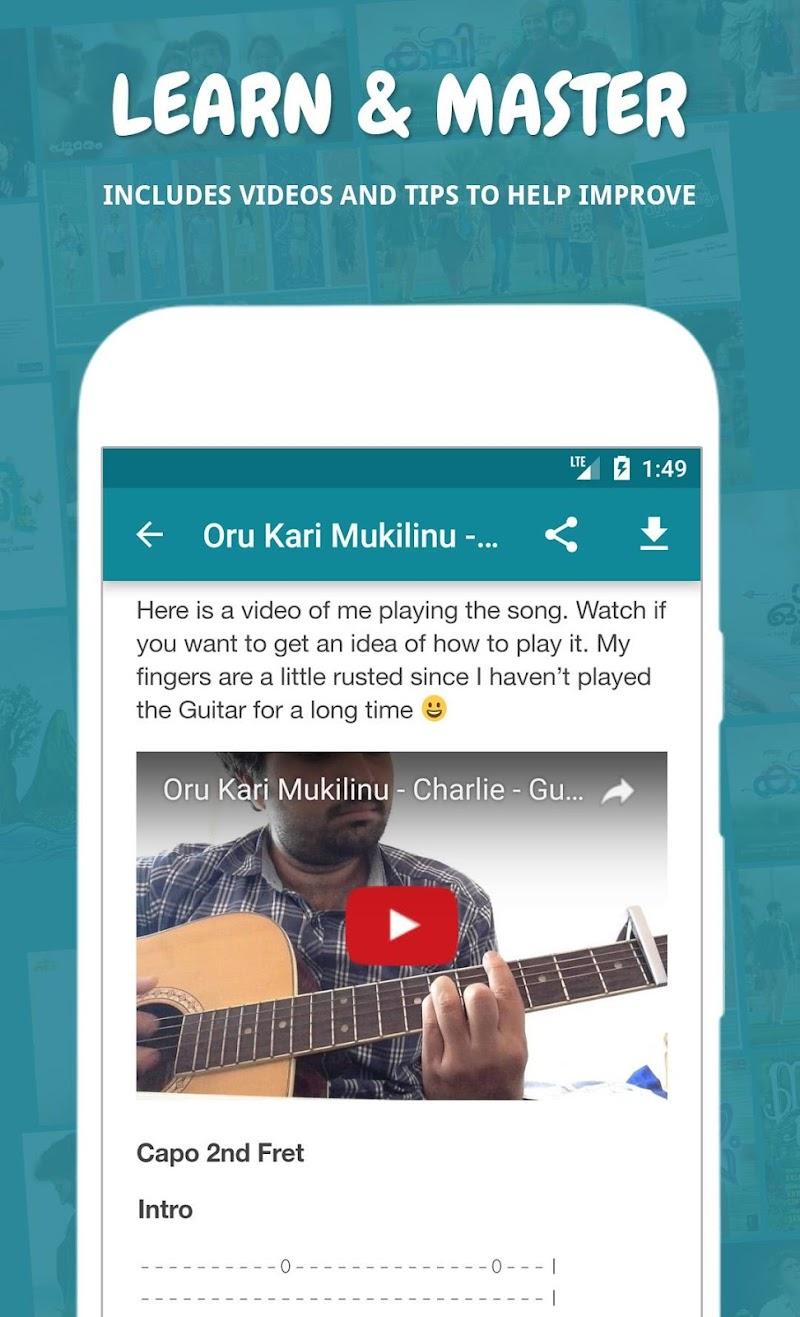 Naadan Chords Screenshot 3