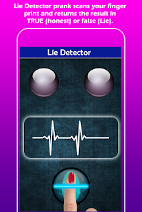 Lie Detector Simulator Für PC Windows & Mac
