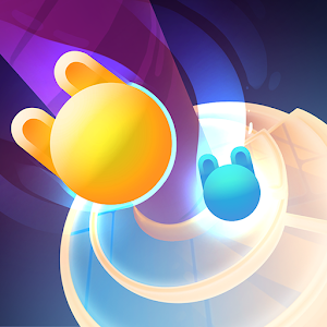 Wacky Stars — Multiplayer Spiral Jump Arcade For PC (Windows & MAC)
