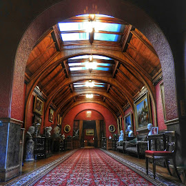 Cragside by Sue Walker - Buildings & Architecture Other Interior ( interior, northumberland, cragside )