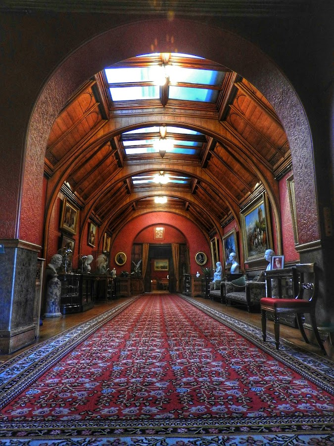 Cragside by Sue Walker - Buildings & Architecture Other Interior ( interior, northumberland, cragside,  )