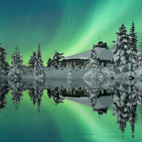 Ble Sportskapell in Aurora Borealis.jpg