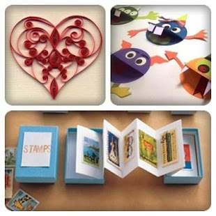 Creative Paper Craft Ideas - screenshot